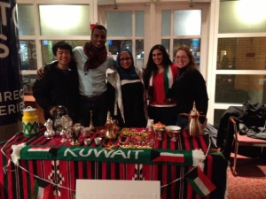 Kuwaiti culture display